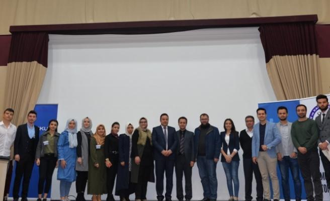 KMÜ'de Öğrencilere İş Bulma Ve Mülakat Teknikleri Anlatıldı