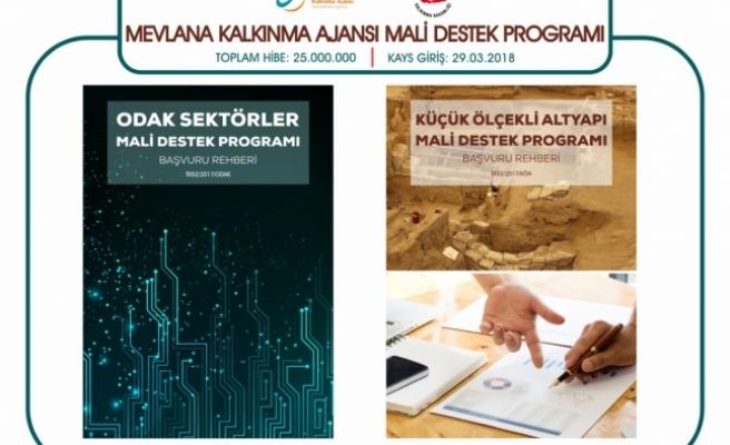 MEVKA, 2018 Yılı Mali Destek Programına Yönelik Teknik Yardım Masası Hizmeti Verecek