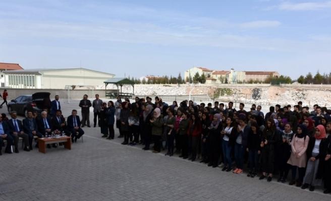 Necip Fazıl Kısakürek Sosyal Bilimler Lisesi Afrin Şehitlerini Andı