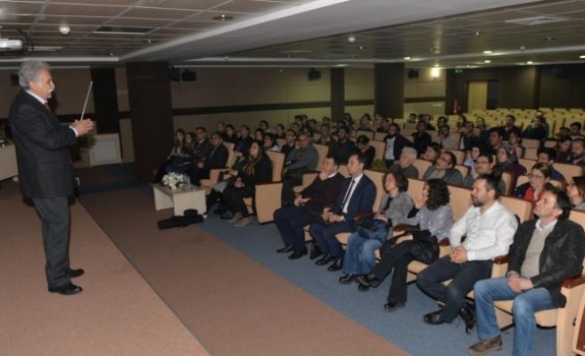 Prof. Dr. Işık, Anadolu Uygarlığı İle İlgili Gerçekleri Anlattı