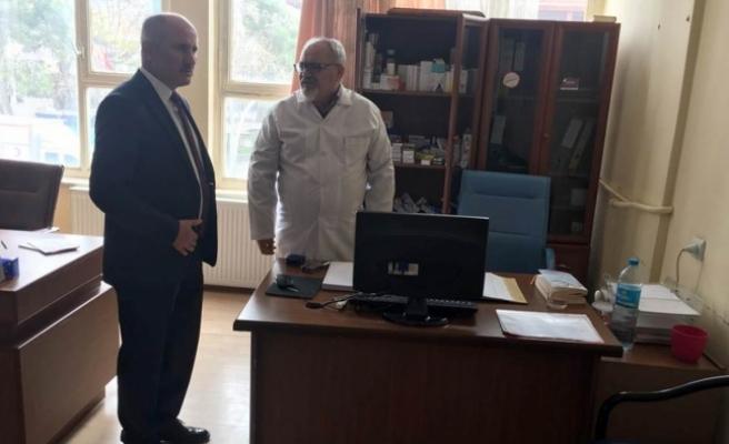 Sağlık Polikliniği İle Deneme Ve Bilim Merkezi Ziyaret Edildi