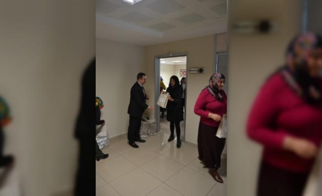 SGK'da 8 Mart Dünya Kadınlar Günü Kutlandı