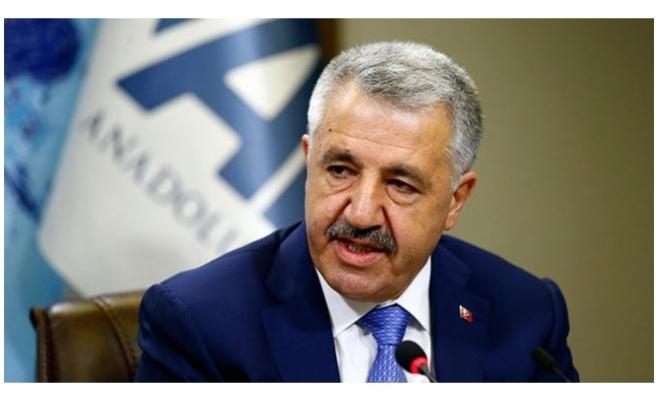 Ulaştırma Bakanı Arslan Pazar Günü Karaman'da