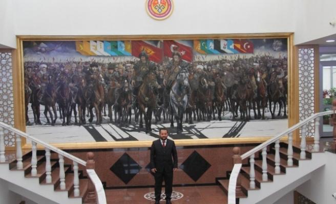 I. Uluslararası Orta Asya Sempozyumu Bişkek'te Başladı
