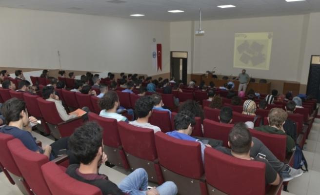 KMÜ Mühendislik Fakültesi Öğrencilerine Raspberry Pı Eğitimi