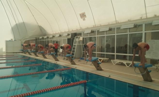 Okul Sporları Yüzme Yarışları Sona Erdi