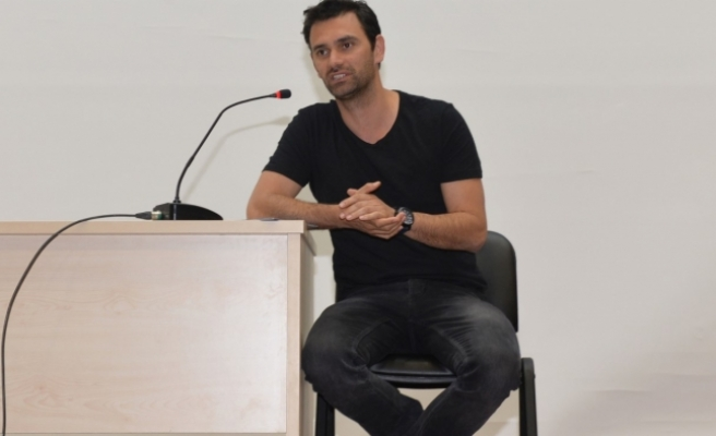 Oyuncu Murat Danacı Öğrencilerle Buluştu