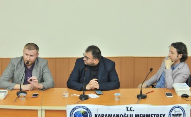 Sosyal Bilim Okumaları Paneli Yapıldı