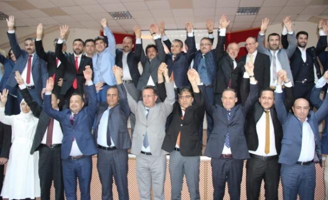AK Parti Milletvekili Aday Adaylarını Tanıttı
