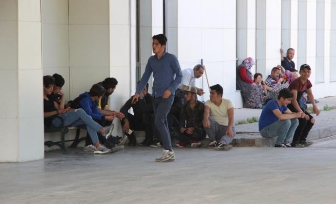 Başkan Çalışkan, Kurtardığı Çocuğu Hastanede Ziyaret Etti