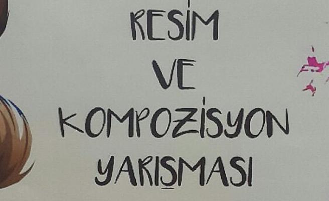 Ermenek Belediyesi'nden Ödüllü Kompozisyon ve Resim Yarışması