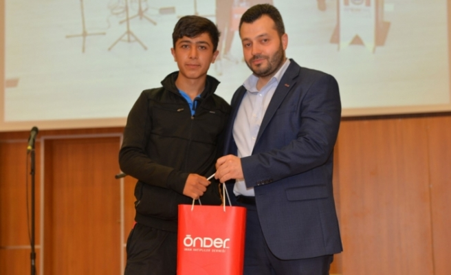 Genç Önder Öğrenci Topluluğu'ndan 2. Önder Gençlik Buluşmaları
