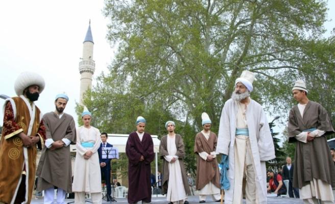 Hz. Mevlana Temsili Törenle Yarın Konya'ya Uğurlanacak