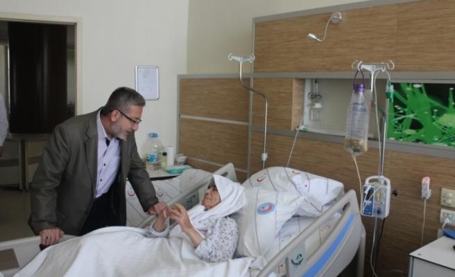 """Karaman Devlet Hastanesinde """"Manevi Rehberlik"""" Hizmeti Hayata Geçirildi"""