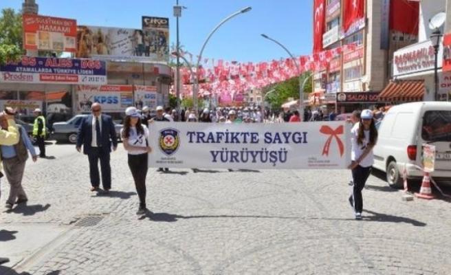 Karayolu Trafik Haftası Etkinlikleri Başladı