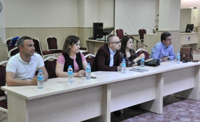 KMÜ Öğrencilerine İş Sağlığı Ve Güvenliği Semineri