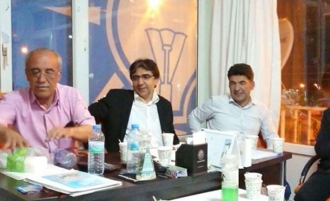 Kocatürk, Seçim Çalışmalarına Memleketi Ayrancı'da Devam Etti
