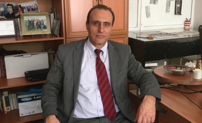 Öztürk: Ak Parti'den Milletvekili Aday Adayıyım