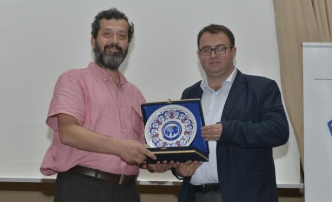 Prof. Dr. Nohutçu Öğrencilere Mesleki ve Akademik Kariyeri Anlattı