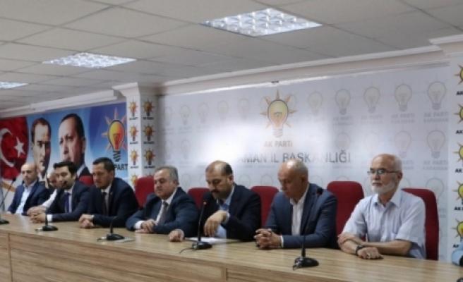 AK Parti İl Teşkilatlarından Bayram Mesajı