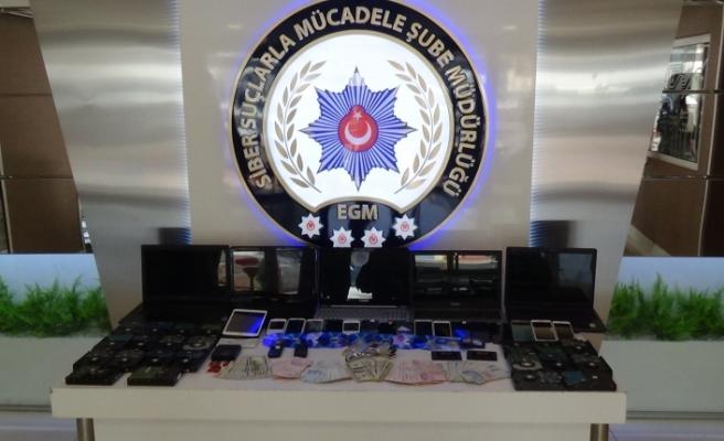 Aralarında Karaman'ın da Olduğu İstanbul Merkezli 9 İlde Yasa Dışı Bahis Operasyonu: 23 gözaltı