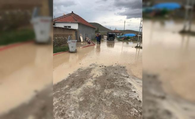 Kameni Köyünde Selin Verdiği Zararın İzleri Silinmeye Çalışılıyor