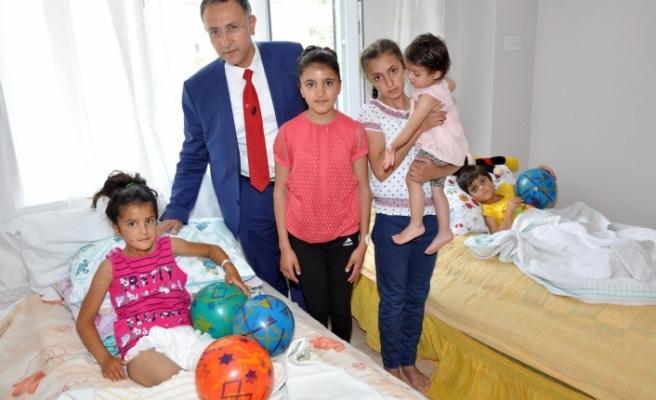 Kız Kardeşlerinin 5 Yetim Çocuğuna Sahip Çıkan Dayılar Yardım Bekliyor