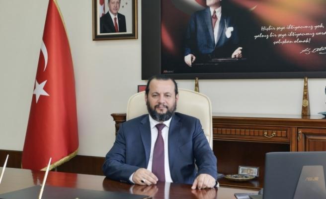 KMÜ Rektörü Akgül'den Karaman'ın İl Oluşunun Yıldönümü Mesajı