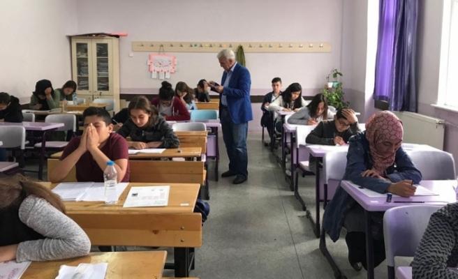 Ortaöğretim Kurumları Merkezi Sınavı Sorunsuz Gerçekleştirildi