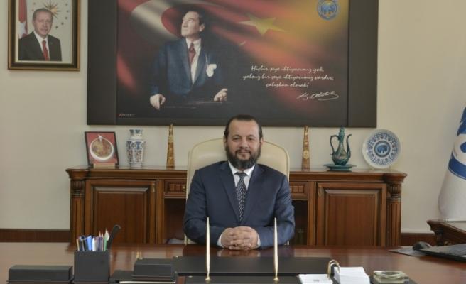 Rektör Akgül'den YKS'ye Girecek Adaylara Başarı Mesajı
