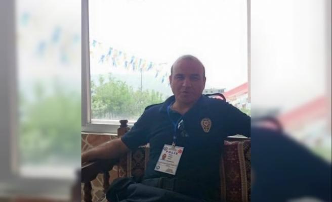 Şehit Polis Erkan Kurşun'un İsmi Çarşı Polis Merkezi'ne Verildi
