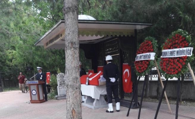 Şehit Polis Memuru Fevzi Ünüvar Konya'da Dualarla Uğurlandı