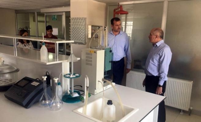 Karaman Organize Sanayi Bölgesine Ziyaret