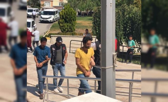 İran Uyruklu Şahsın Midesindeki Kapsülün İçerisinden Uyuşturucu Çıktı