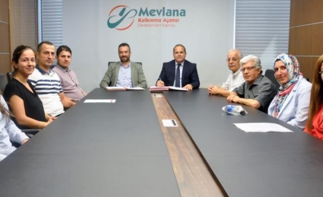 MEVKA'dan Sağlık Sektörüne Büyük Destek