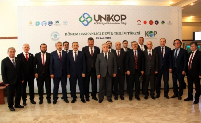 Altıncı Uluslararası KOP Bölgesel Kalkınma Sempozyumu Başlıyor