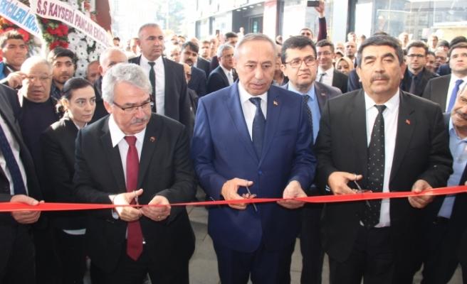 Konya'da Torku Doğrudan Döner'in İlk Restoranı Açıldı