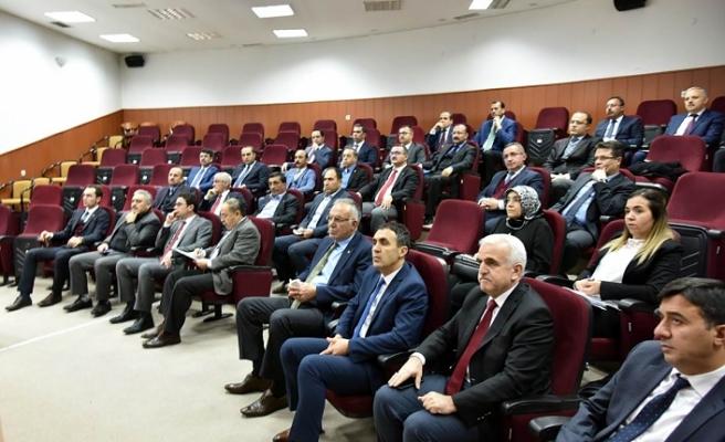 Ekonomi Değerlendirme Toplantısı Yapıldı