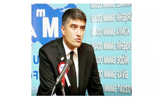 """SMMM Odası Başkanı Aydın """"Hocam ve Ekibinin Çalışan Gazeteciler Günü Kutlu Olsun"""""""