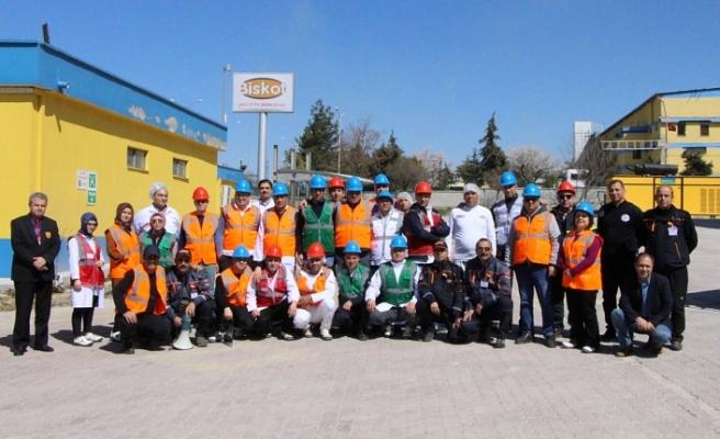 AFAD'dan BİSKOT Personeline Temel Afet Bilinci Eğitimi