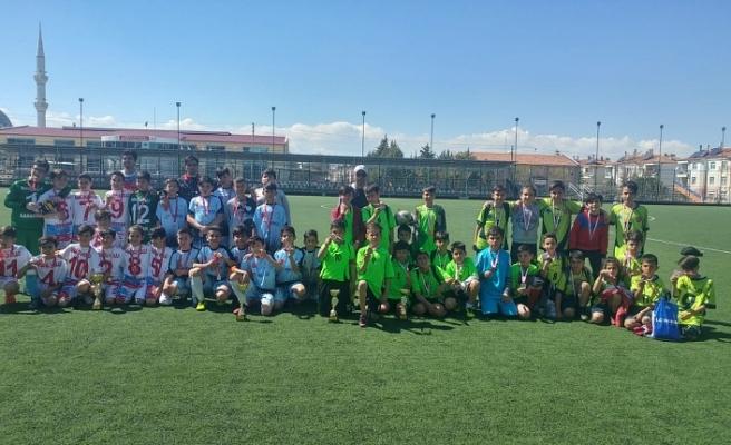 Küçükler Futbol İl Birinciliği Müsabakaları Sona Erdi