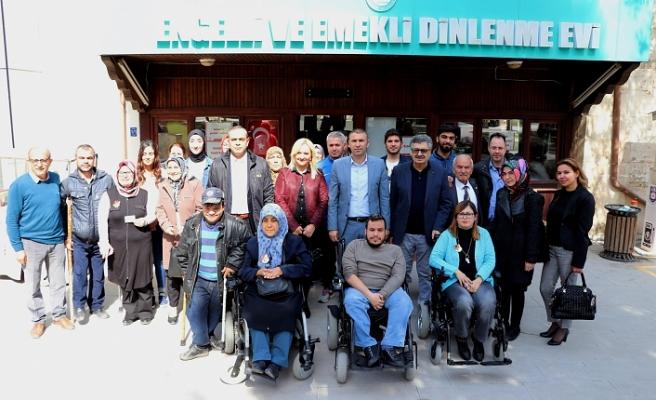 Türkiye'de İlk Engelli Aday Hakem Ünvanına Sahip Oldular