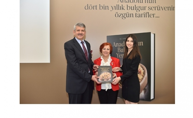 Duru Bulgur'dan 175 Farklı Bulgurlu Yemek Tarif Kitabı