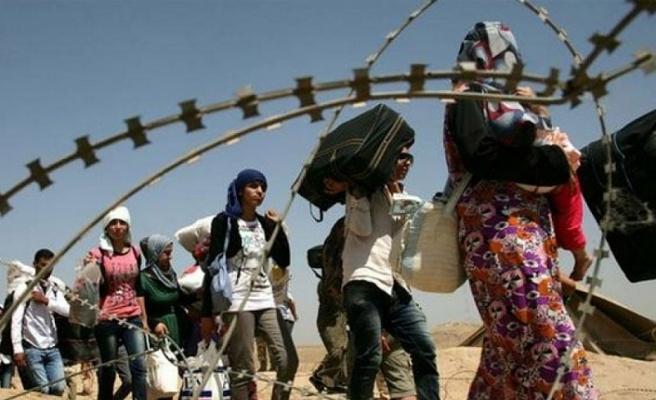 En Çok Göçmen Ağırlayan 14'üncü Ülkeyiz