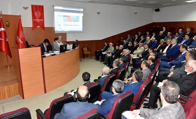 Yılın İkinci İl Koordinasyon Kurulu Toplantısı Yapıldı