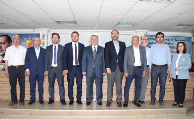 Karaman'da AK Parti, Milletvekili Adaylarını Tanıttı