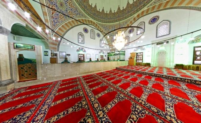 Karaman'da Camiden Hırsızlık İddiası