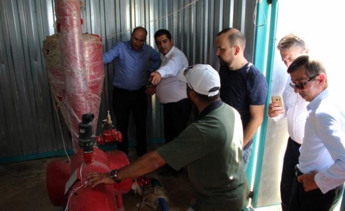 KOP'tan Çiftçinin Enerji Ve Su Maliyetlerini Hafifletecek Proje