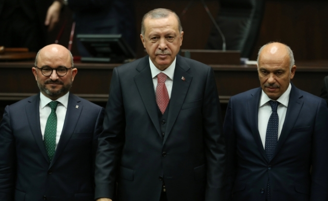 Cumhurbaşkanı Erdoğan, Karaman İçin Şahin Dedi