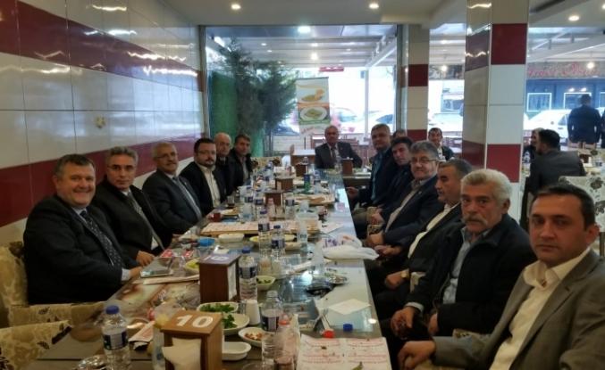 İYİ Parti Milletvekili Yokuş Karaman'daydı